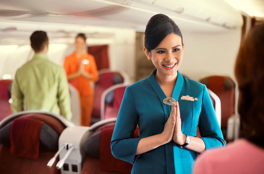 Garuda_Staff_Welcome