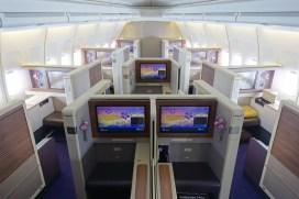 Thai 747 First Class Review