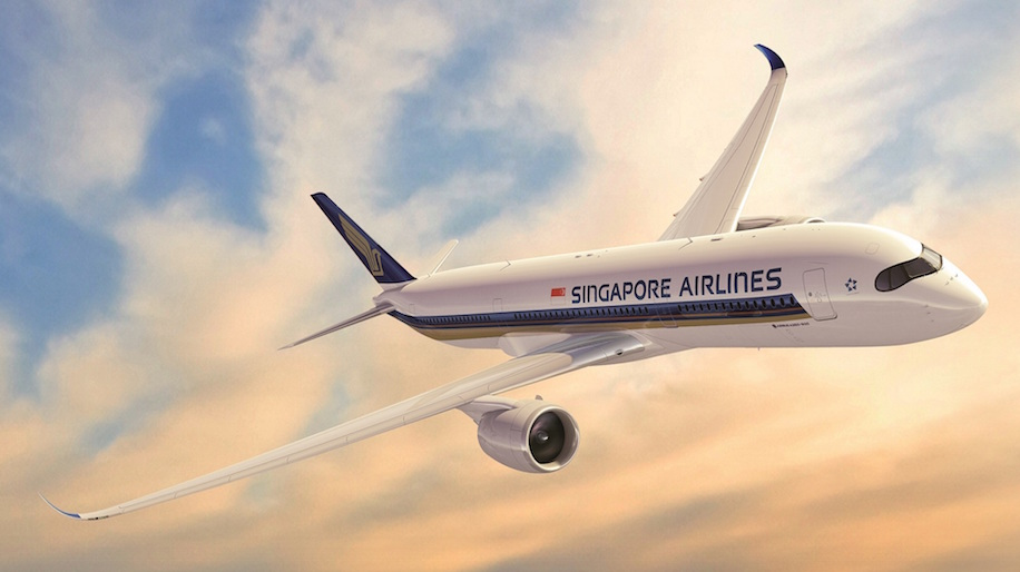 Singapore-Airlines-A350-900
