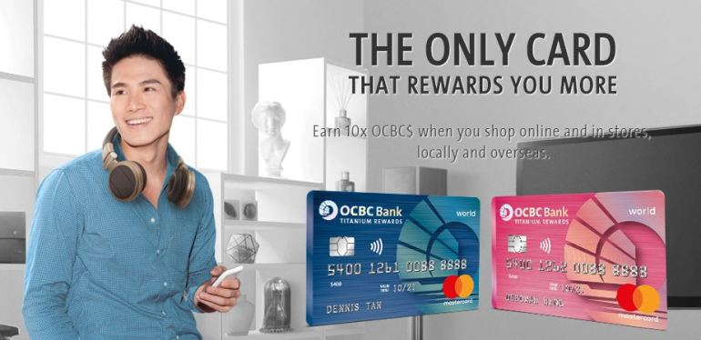 ocbc titanium rewards